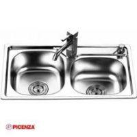 Chậu rửa bát Inox Picenza PZ7040