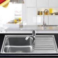 Chậu rửa bát inox 304 Sơn Hà Premium S78.X.1.3